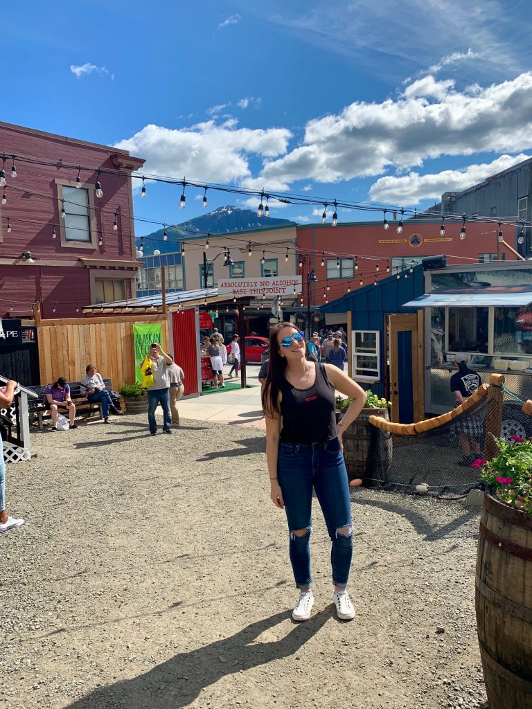 Food Truck Park in Juneau