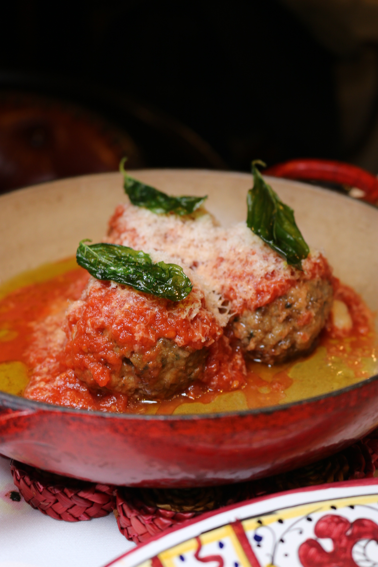 Carbone nyc meatballs