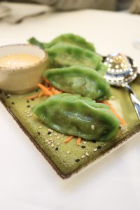 Food Republic - Shiitake & Water Chestnut Dumplings