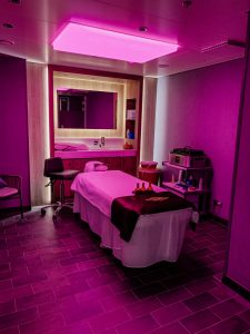 Mandara Spa Norwegian Encore
