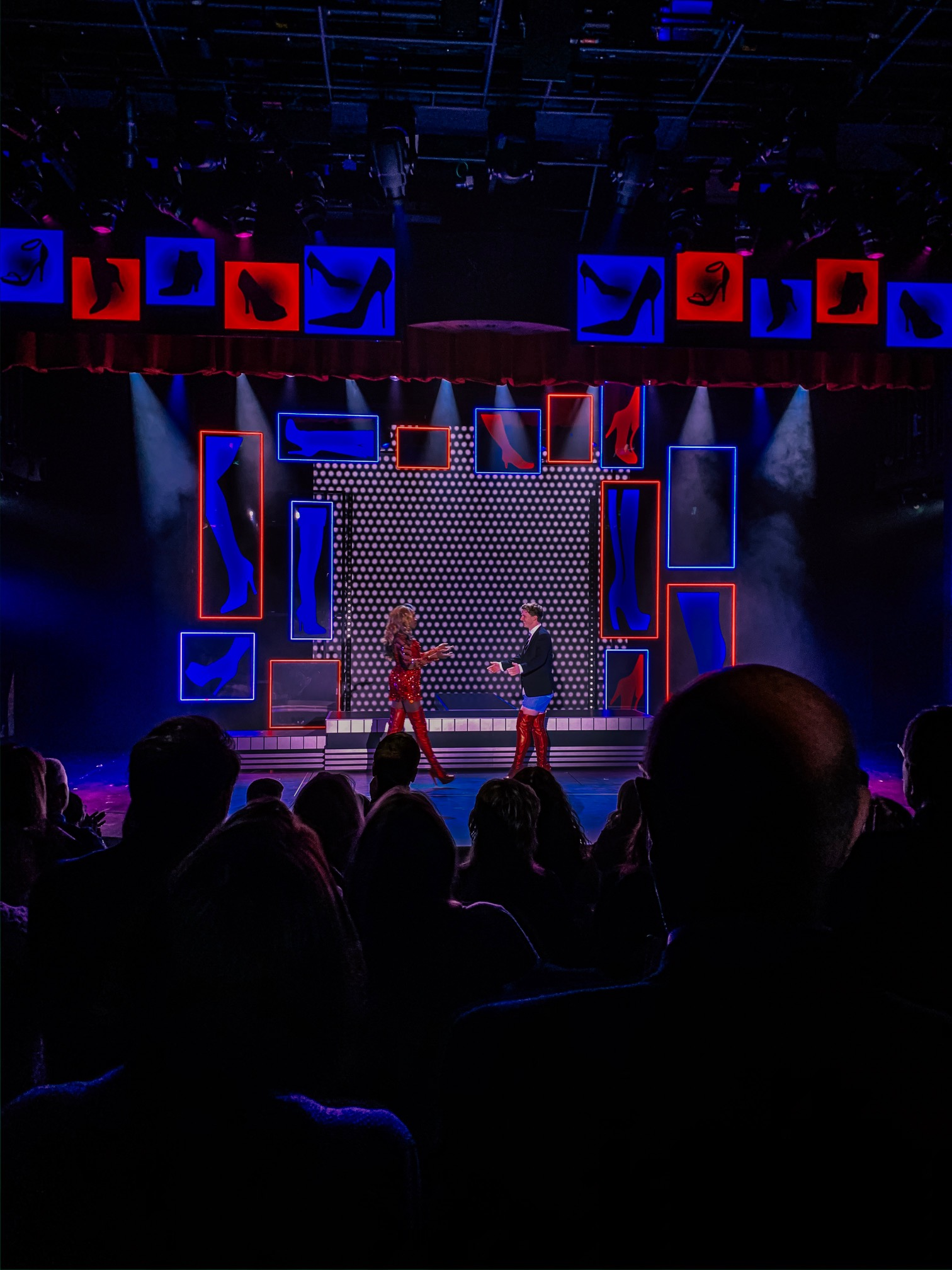 Kinky Boots on Norwegian Encore