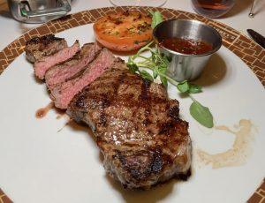 steak norwegian encore