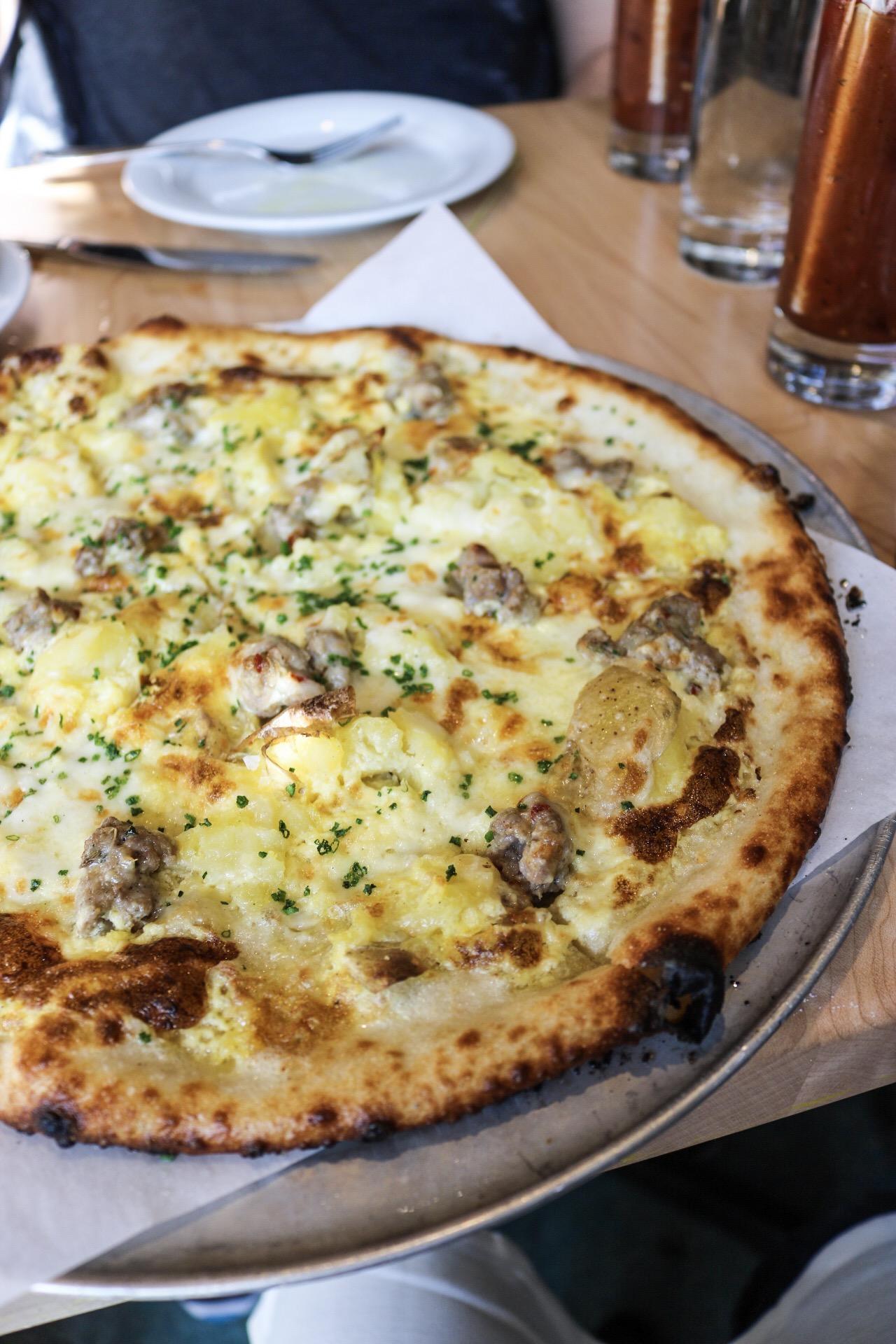 Bar Dough - Sunday Pizza