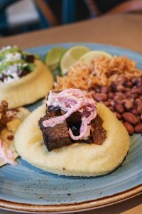 Kachina - Brisket taco