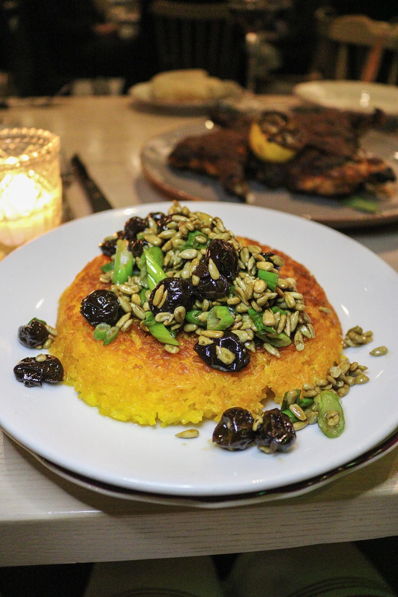 Safta Denver - Persian Rice