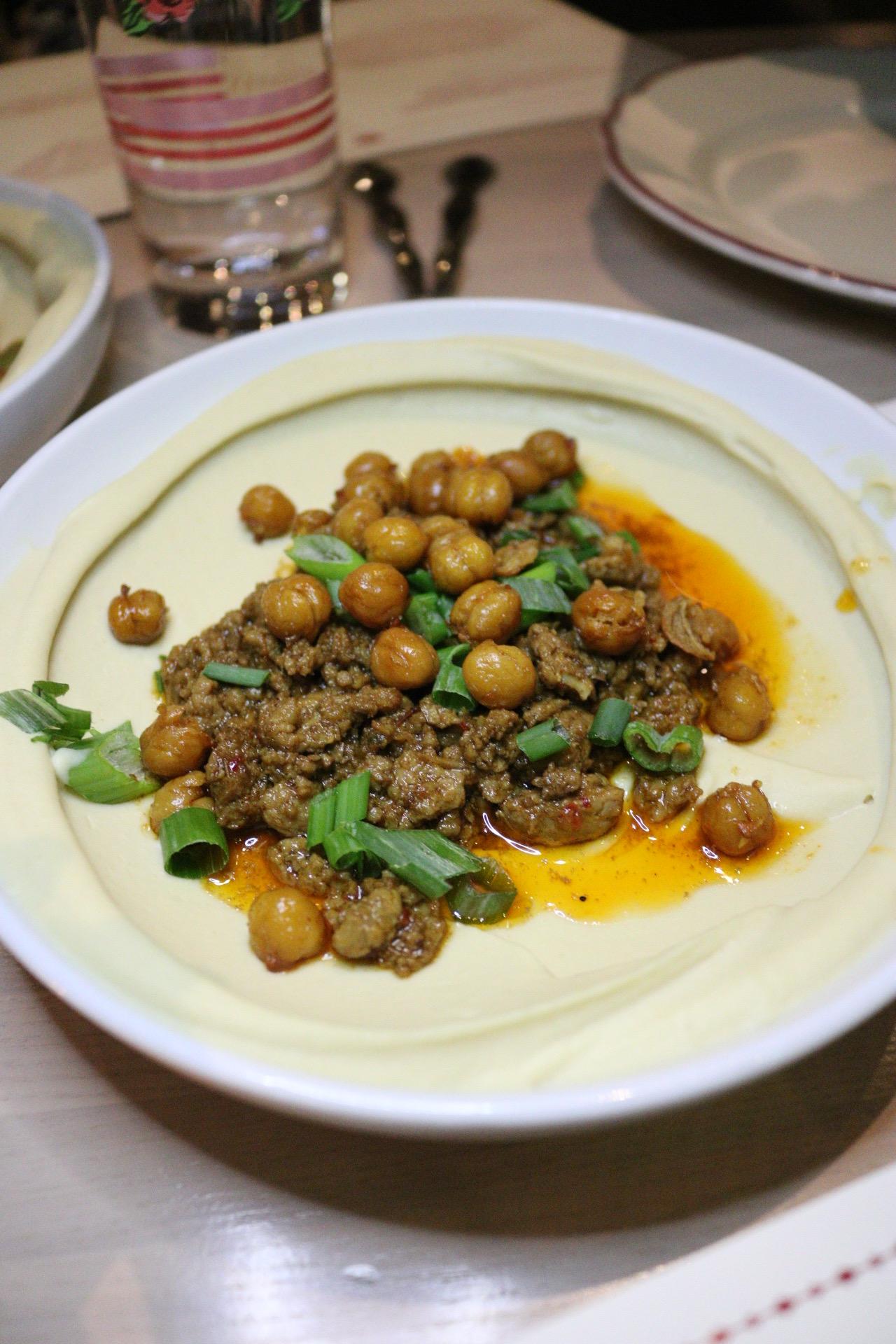 Safta Denver - Hummus